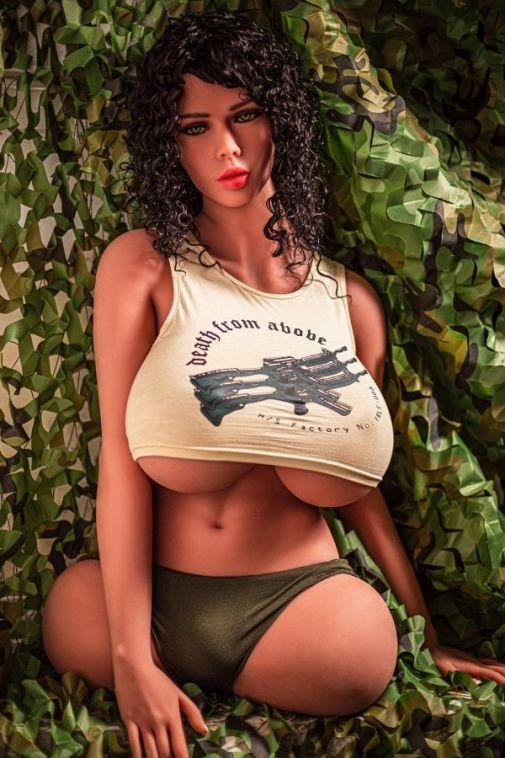 88cm Big Boobs Realistic Sex Doll Torso - Ruth