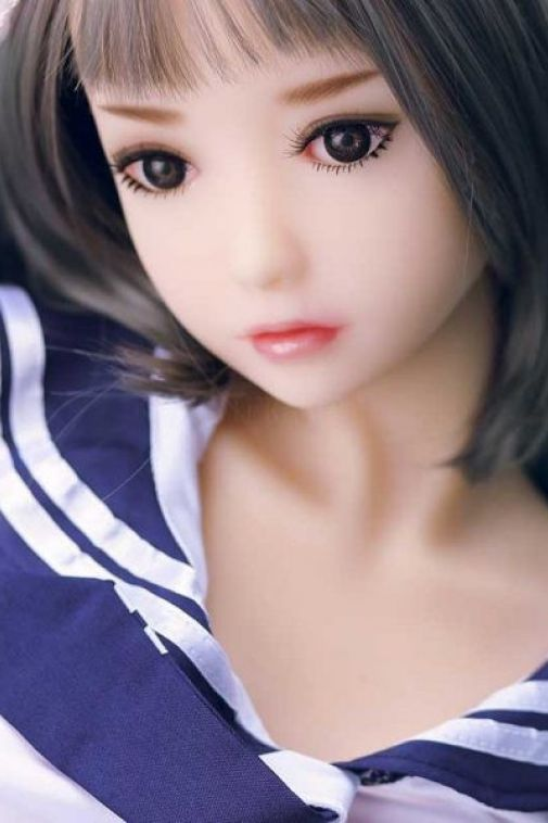 Most Realistic Japanese Sex Doll Teen Young Doll 138cm - Jeny