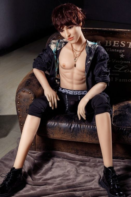 5ft2 Handsome Asian Chinese Male Love Doll - Johnson