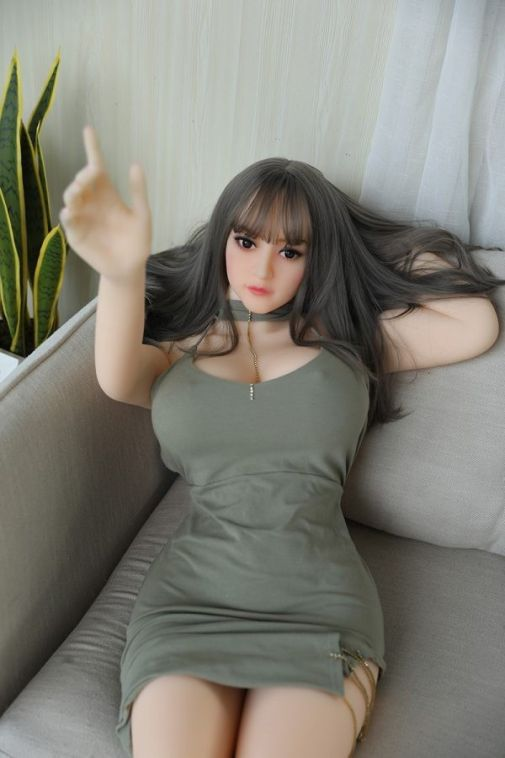 Korean Sex Doll Life Size Sex Doll with Big Boobs 158CM - Sylvie