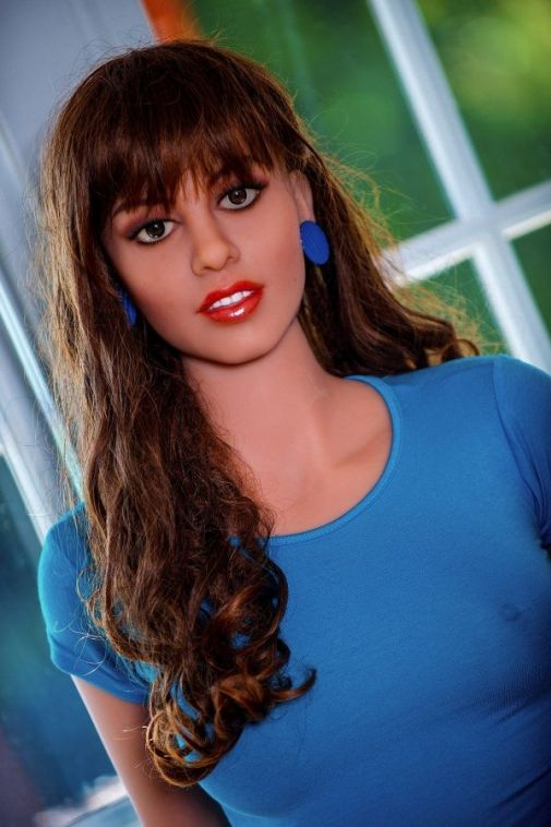 162cm Mouth Open Beautiful Real Sex Doll - Vienna