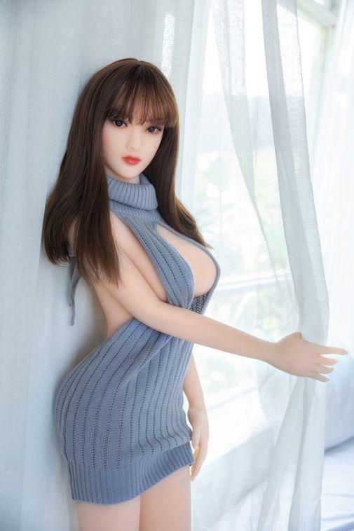 Curvy Asian Sex Doll Realistic Love Doll  158CM - Juliet