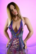 160cm Slim Realistic Sex Doll - Saniyah
