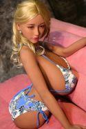 85cm Japanese Big Breasts Sex Doll Torso - Baylee