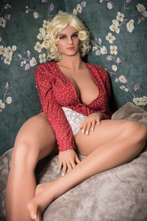 HR Real Love Doll Milf Big Ass Sex Doll 160cm - Aditi