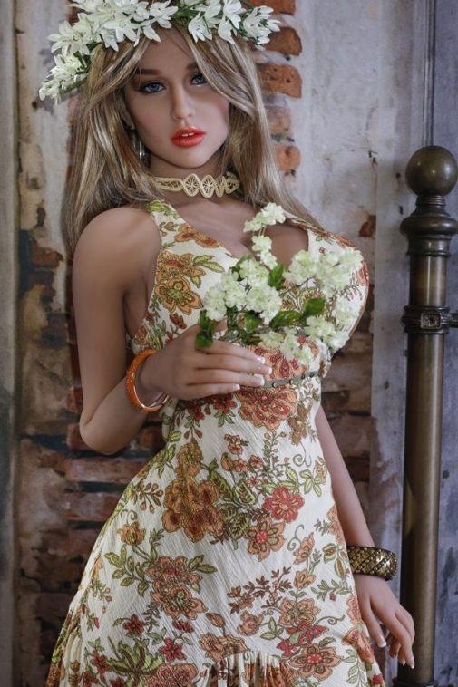 Buy Sexy American Big Boobs Sex Doll Busty Love Doll 170cm -Verna