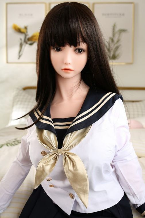 Cute Small Silicone Japanese Sex Doll 146cm - Emiko