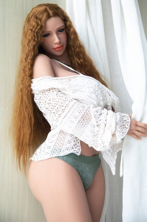 171cm Blonde Large Tits Big Booty Real Love Doll - Belle