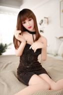 Hot Chinese Real Sex Doll with Silicone Head 165CM - Beatrice