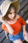 High Quality Silicone Real Sex Doll 146CM - Pattie