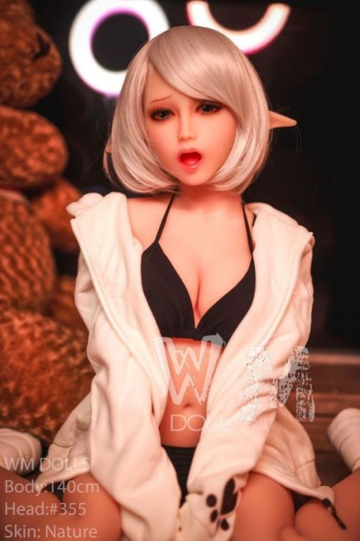 140cm Small Sex Doll Lovely Realistic Elf Sex Doll - Whitley