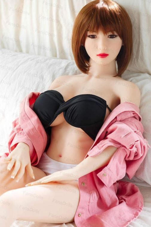 Japanese TPE Real Sexy Doll with Huge Breasts Slim Full Body 158CM - Venus