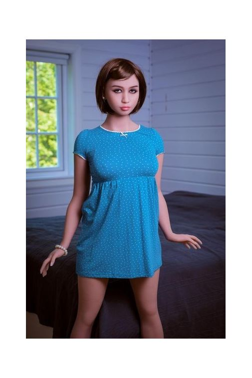 162cm Mature Milf Small Tits Realistic Sex Doll - Mallory
