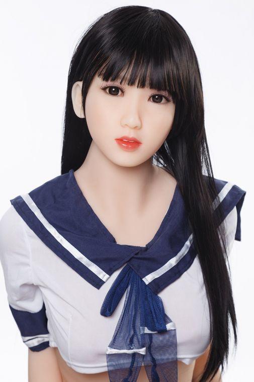 Ultra Real Innocent Beautiful Sex Doll Realistic Asian Love Doll 158CM - Rosaleen