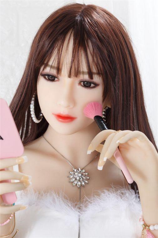 Fashionable Model Life Sex Doll Porn Asian Girl Real Love Doll 158CM- Felicia