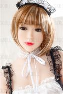 Sweet Asian Young Girl Most Realistic Sex Doll TPE Fuck Doll 158CM- Fayre