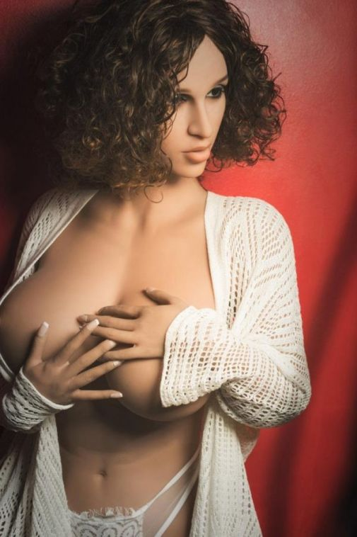 163cm Large Tits Big Asses Real Love Sex Doll - Aleena