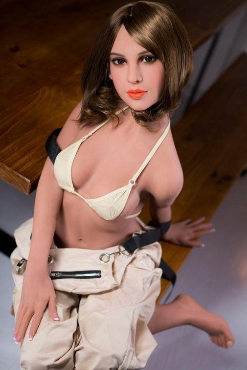 156cm Curvy Mature Realistic Sex Doll - Cassie