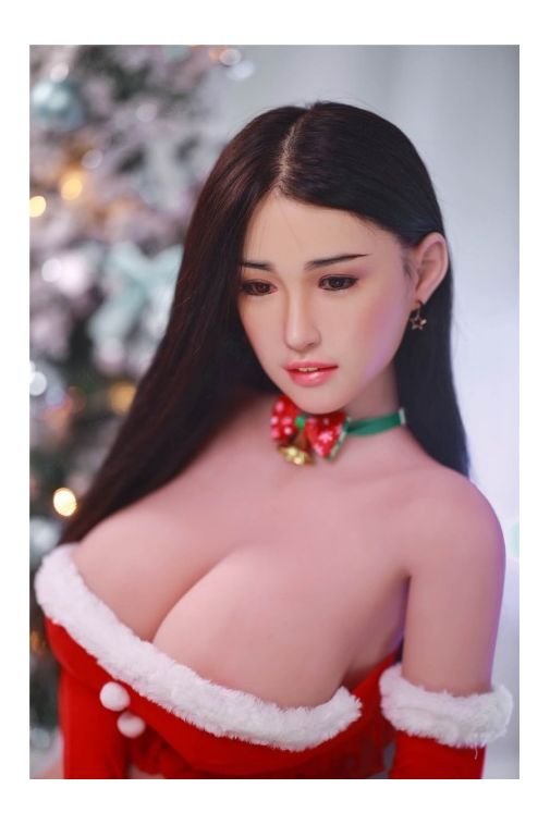 164cm Large Breats Real Sex Doll with Silicone Head - Myra