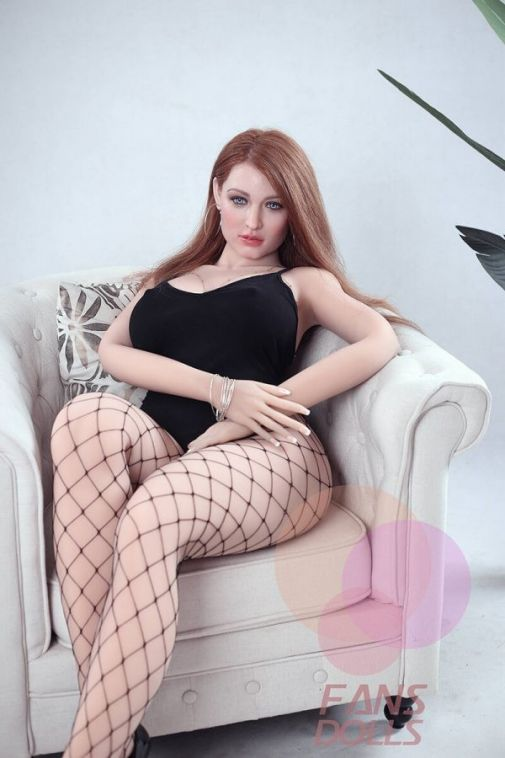BBW Sexy Love Doll with Silicone Head 161CM - Sophie