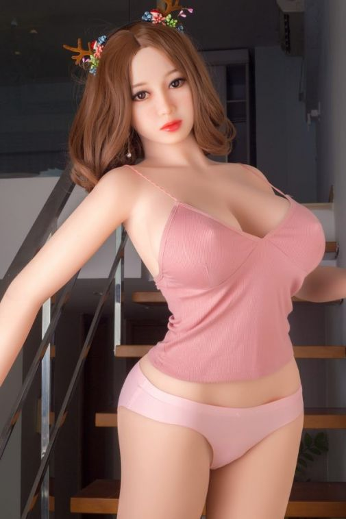161cm Asian Large Breasts Plump Sex Doll- Risa