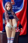Huge Titty Super Hot Realistic Sex Doll Busty TPE Love Doll 158cm - Vienna