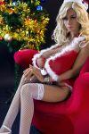 Massive Boobs Fantasy Sex Doll Nature Skin Lifelike Love Doll 158cm - Jayde