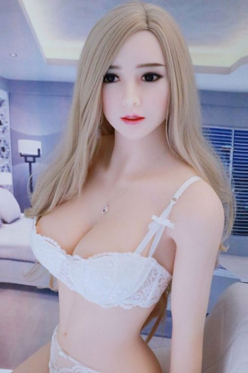 High End TPE  Sex Doll Beautiful Young Girl Life Size Love Doll 158cm- Antonella