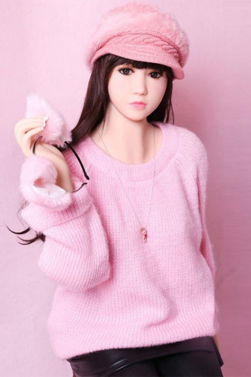 Innocent Asian Gril Sex Doll for Men Young Girl Looking Love Dolls 158cm - Leyla