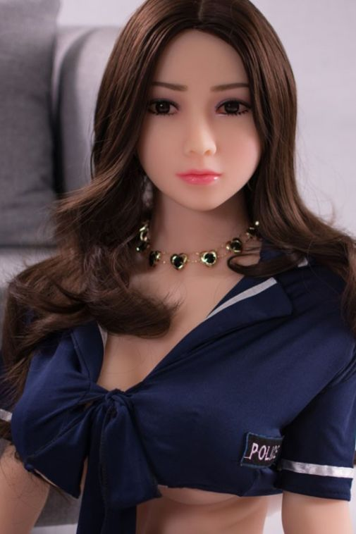 Asian Milf Real Life Sex Doll Lifelike Mature Lady Love Doll for Men 158cm - Melina