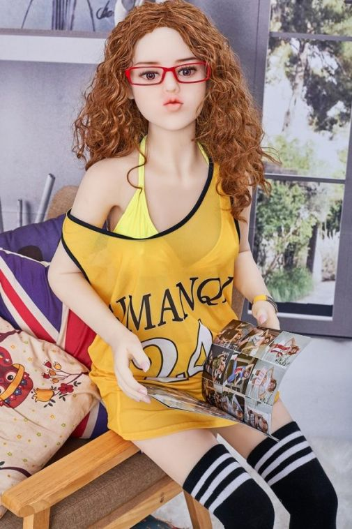 Lifesized Real Sex Doll 145cm-Olga