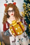 Review for 150CM Christmas Girl Super Real Sex Doll-Ramona