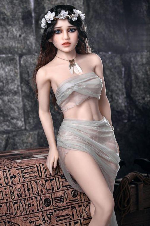 150cm Small Tits Lifelike Adult Sex Doll-Sybil
