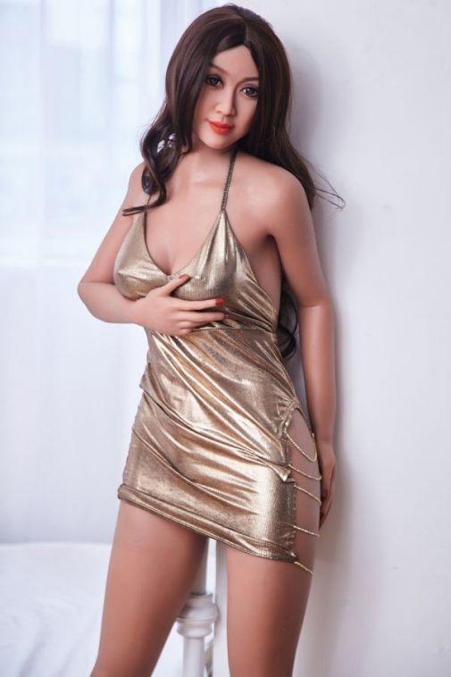 163cm Best Tannned Real Sex Doll for Men- Ryan