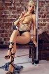 163cm Asian Realistic Love Doll Real Sex Doll- Royalty