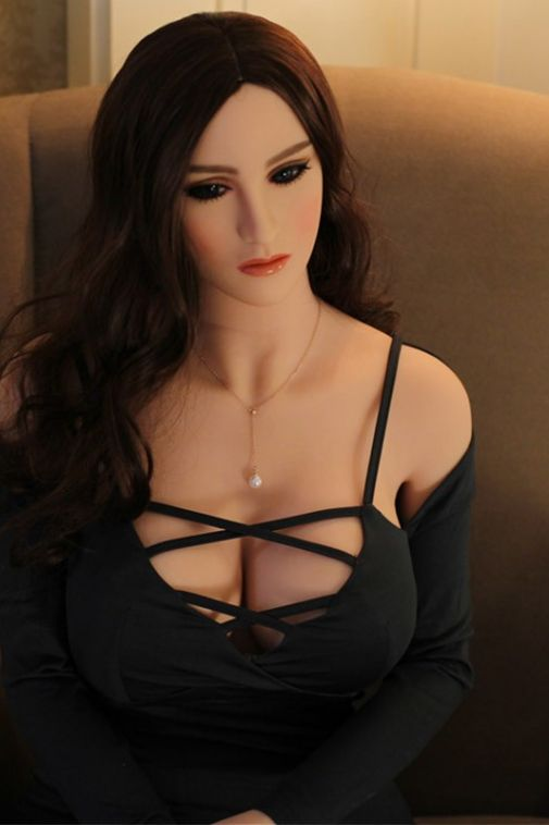 Lifelike Mature TPE Love Doll Full Size Milf Sex Doll for Sale 165cm - Aviana