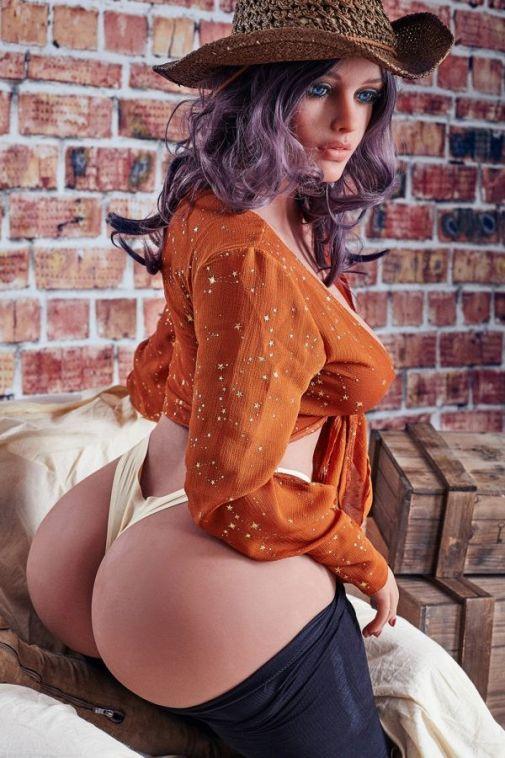 156cm Fat Ass Mature Sex Doll -Sabrina