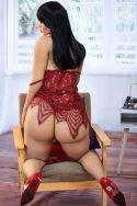 156cm Ultra Realistic Big Asses Mature Fat Sex Doll -Cheyenne