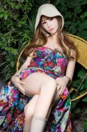 163cm Sexy Asian Realistic Adult Sex Doll- Lin