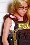 Wild Full Life Size Blonde Sex Doll Premium TPE Love Doll  165cm - Jennifer