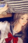 Asian College Student Sex Doll Japanese Young Girl Life Size Love Doll 165cm - Catalina