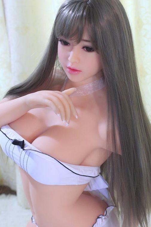 Beautiful TPE Real Life Sex Doll Pretty Lifelike Adult Fuck Doll 165cm - Alivia