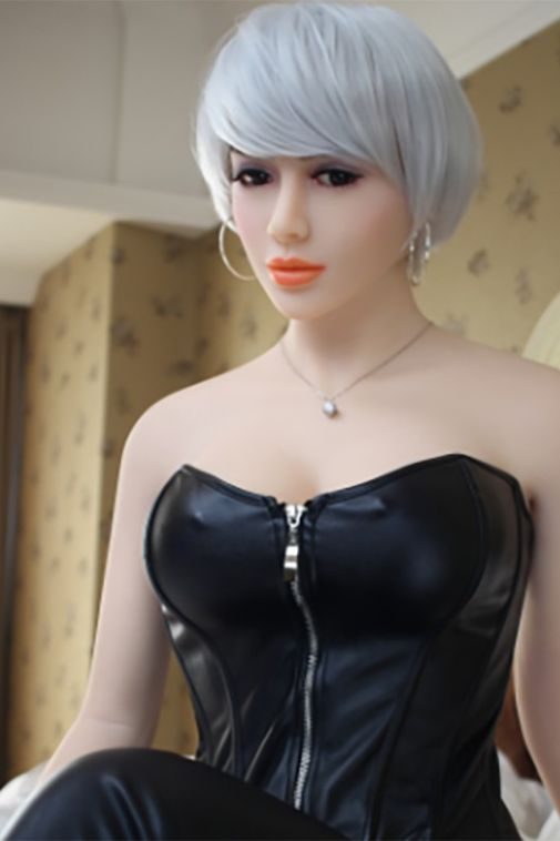 Most Realistic Sexy Full Size Doll Mature Fashionable Cool Girl Love Doll for Sale 165cm - Joanna