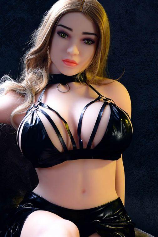 Sexiest High End Huge Boobs Sex Doll Most Lifelike Love Doll 165CM   - Christina