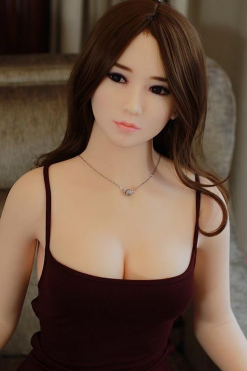 D-Cup Real Life Fantasy TPE Love Doll  Asian Girl Sex Doll 158cm - Desiree
