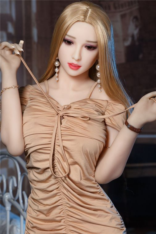 2019 New Realistic TPE Sex Doll Female Love Doll 165cm - Camille