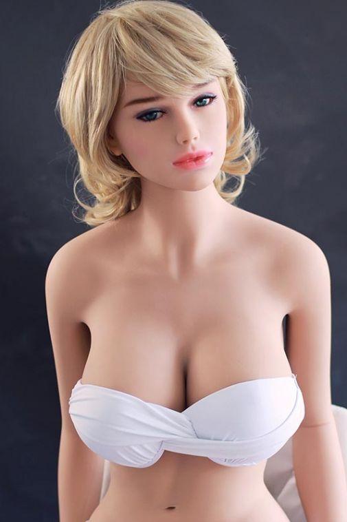 Big Boobs Ultra Realistic Sex Doll for Sale 165cm - Rachelle