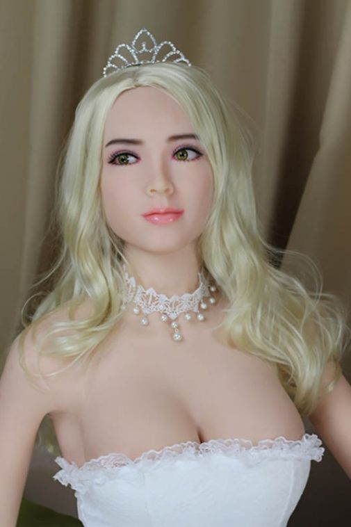 Princess Sex Doll Elegant Full Size Authentic TPE Love Doll 165cm - Vivian