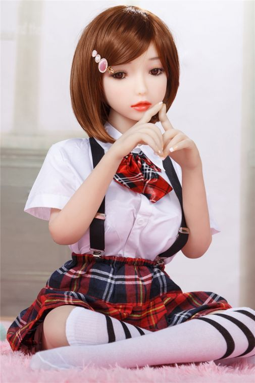 Most Realistic Small Real Love Doll Full Body Sex Doll for Men 125cm - Gilda