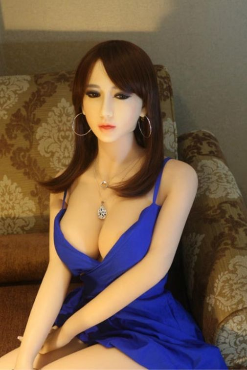 Huge Breasts Leggy Sex Doll Mature Curvy Life Size Love Dolls 165cm - Mila